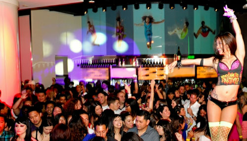May Nightlife Guide las vegas