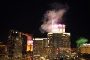 Vegas Fireworks