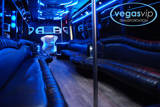 Vegas VIP Party Bus
