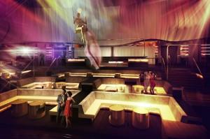 SLS LiFE Nightclub Concept 2