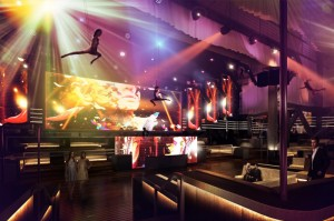 SLS LiFE Nightclub Concept