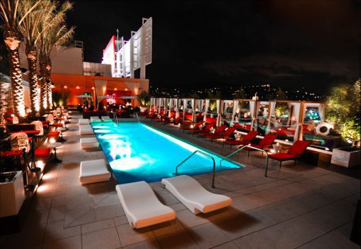 Drai's Beach Club Pool