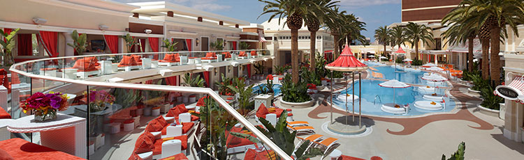 Encore Beach Club Cabana Als Bottle Service Xs