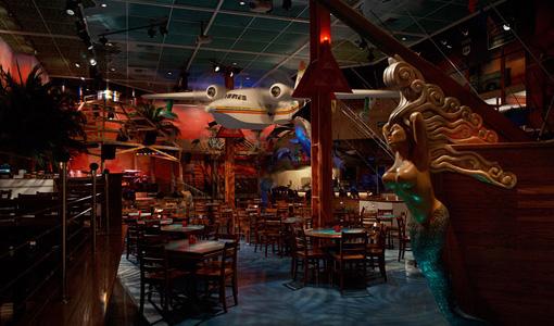 Jimmy Buffett's Margaritaville: A Las Vegas, NV Bar. |Margaritaville Las Vegas Food