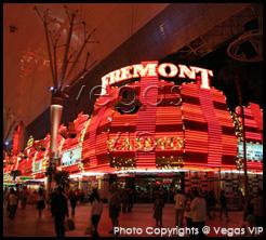 Fremont Hotel Las Vegas Vegas VIP