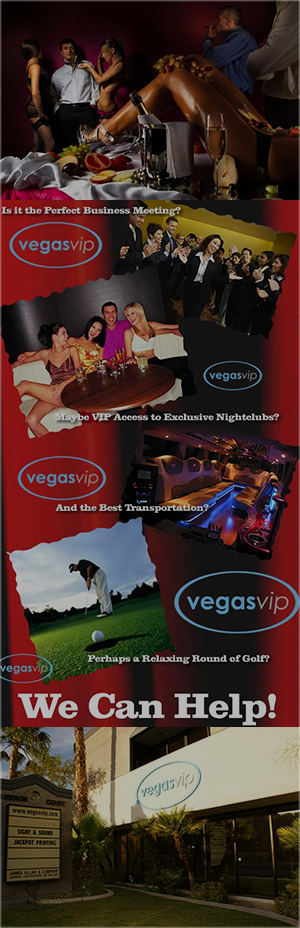 Vegas VIP Office