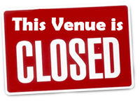 this venue is closed