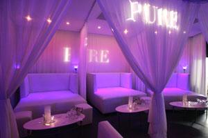 Pure Nightclub Bottle Service Amp Table Vegas Vip