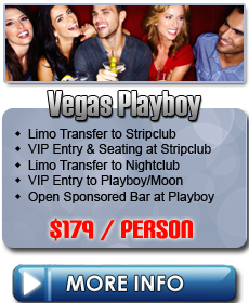 Vegas PLayboy package